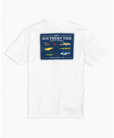 Southern Tide - Offshore Fishing Lures Tee