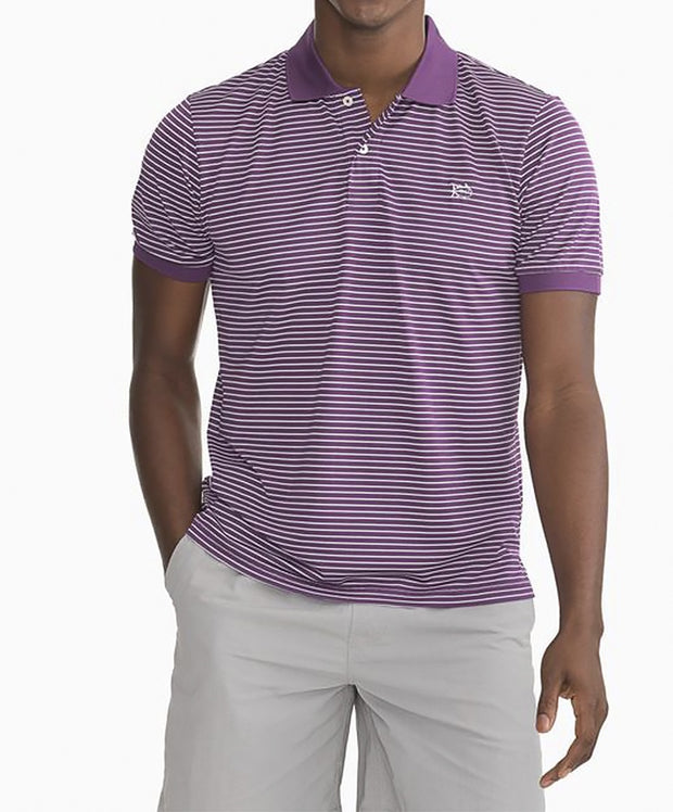 Southern Tide - Sunfish Striped Jack Performance Polo