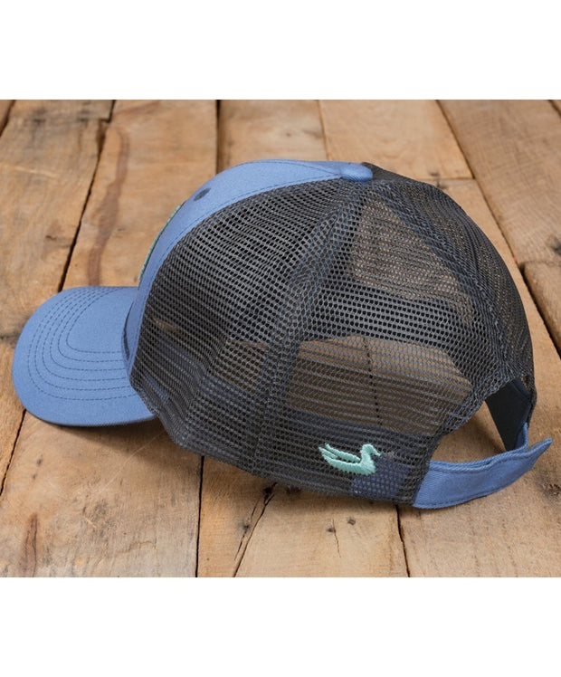 Southern Marsh - Delta Trucker Hat