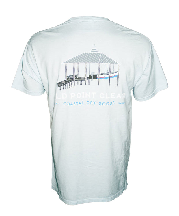 Old Point Clear - Lifted T-Shirt