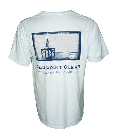 Old Point Clear - Beyond The Beacon T-Shirt
