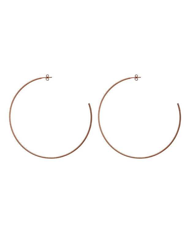 Sheila Fajl - Jillian Hoop Earrings