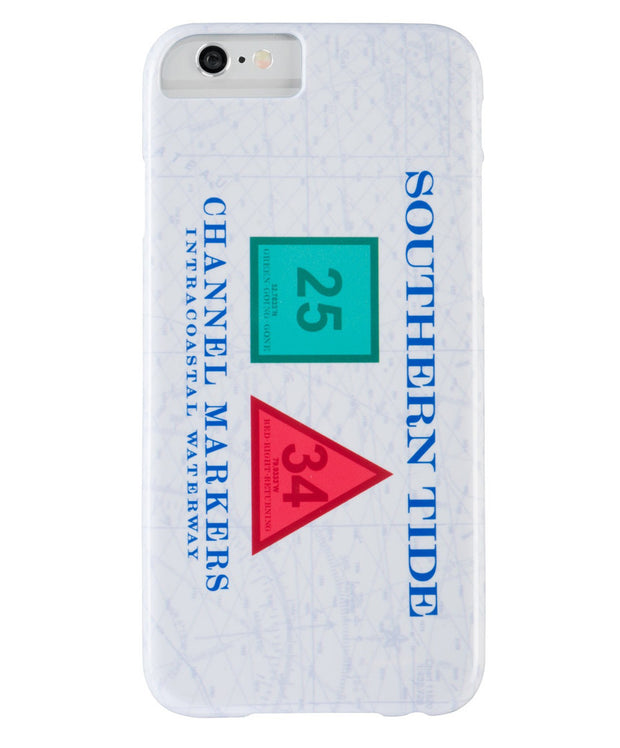 Southern Tide - Channel Marker iPhone 6 Phone Case