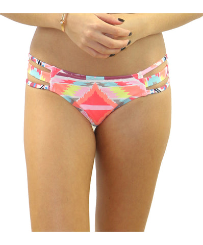 Heat Swimwear - Bingo Strappy Side Bottom