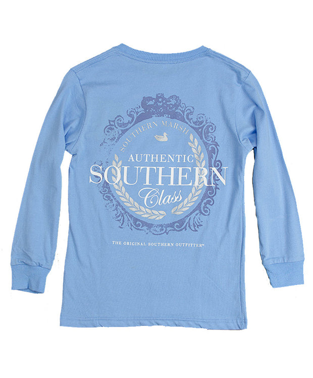 Southern Marsh - Youth Long Sleeve Southern Class