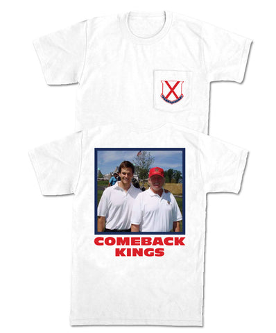 Old Row - Comeback Kings Pocket Tee