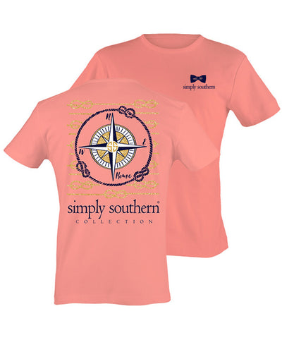 Simply Southern - Compass Tee