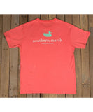Southern Marsh - Authentic Tee - Vibrant