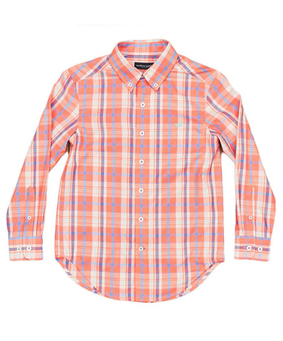 Southern Marsh - Youth Walton Plaid