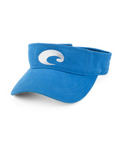 Costa - Cotton Visor - Costa Blue
