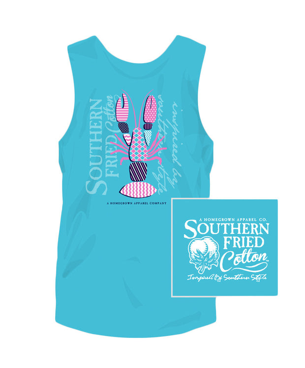 Southern Fried Cotton - Crawdad Tank