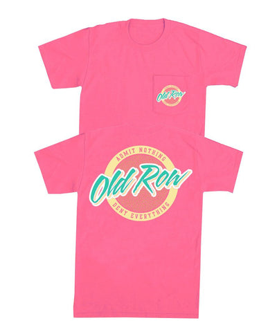 Old Row - Rad Chicks Pocket Tee