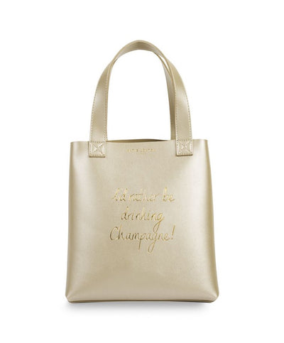 Katie Loxton - Lunch Bag - I'd Rather Be Drinking Champagne