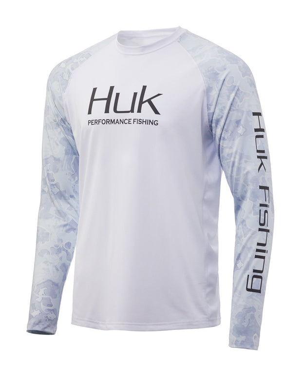 Huk - Current Camo Double Header Long Sleeve