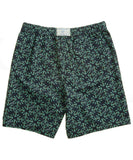 Southern Tide - Printed Water Shorts - Dark and Stormy Back