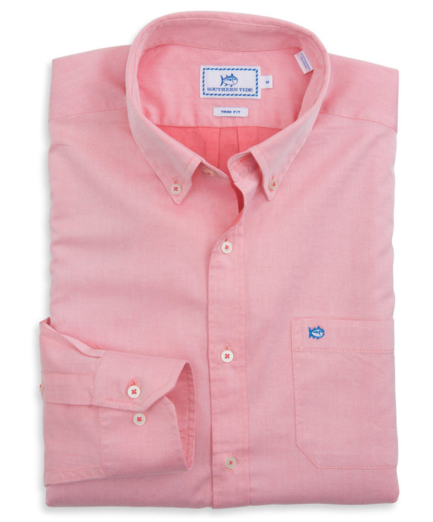 Southern Tide - Gun Port Solid Classic Shirt