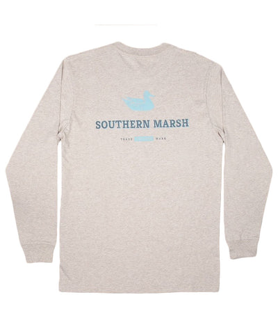Southern Marsh - Trademark Duck Long Sleeve Tee