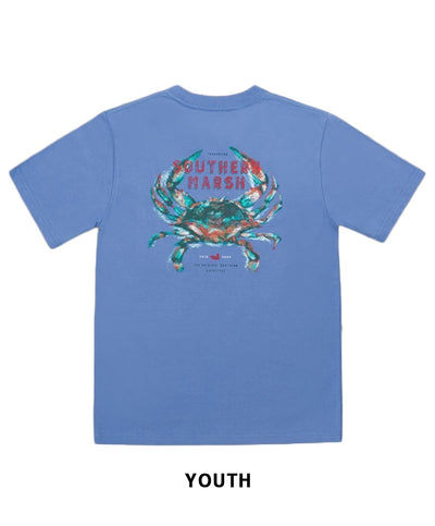 Southern Marsh - Youth Impressions - Crab Tee