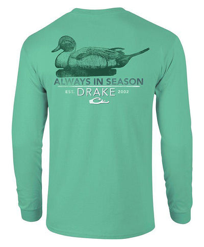 Drake - Decoy Long Sleeve Tee