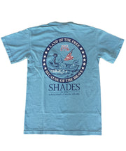 Shades - Crossing The Delaware Tee