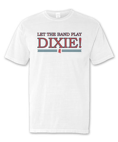 Old Row - Let the Band Play Dixie Tee