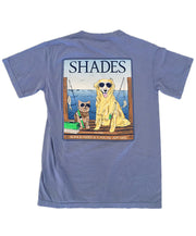 Shades - Dogs on the Dock Tee
