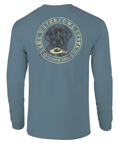 Drake - Circle Lab Long Sleeve Tee