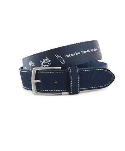 Southern Tide - Drink Recipe Belt