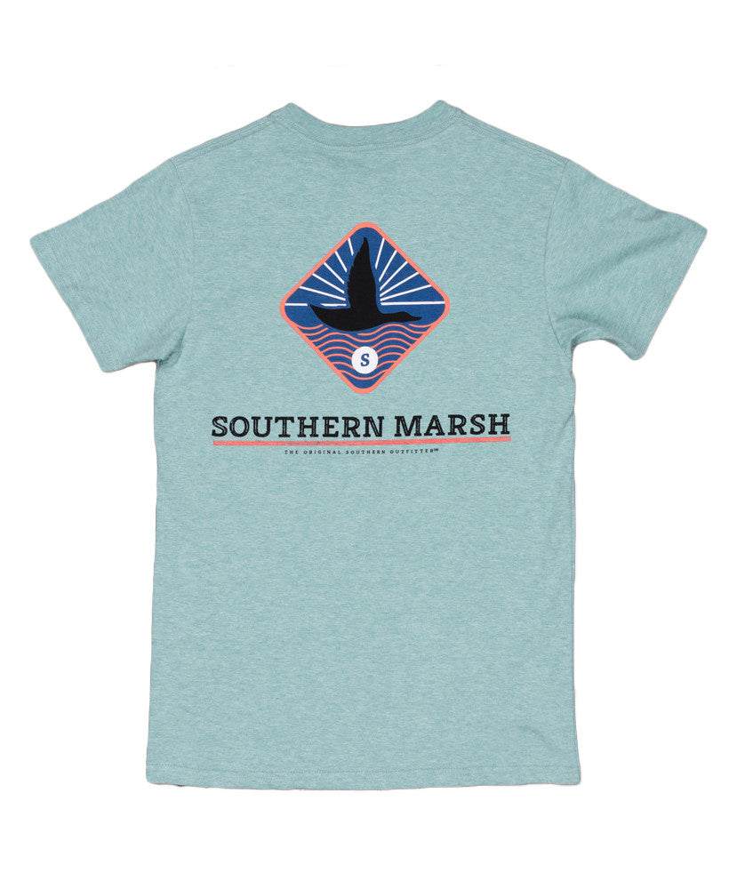 Southern Marsh - Youth Branding - Flying Duck Tee