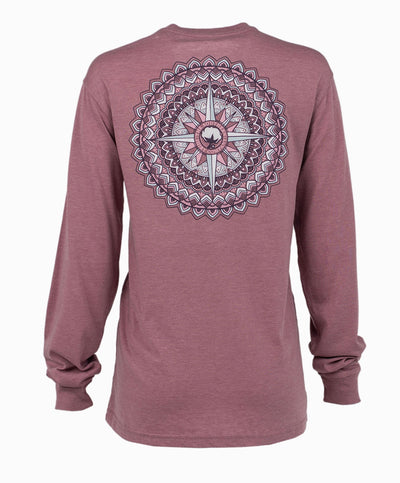 Southern Shirt Co - Find Your Way Long Sleeve Tee