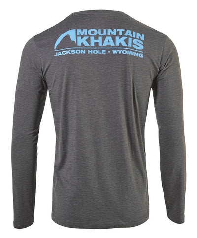 Mountain Khakis - Pocket Logo Long Sleeve Tee