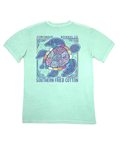 Southern Fried Cotton - No Worries Tee