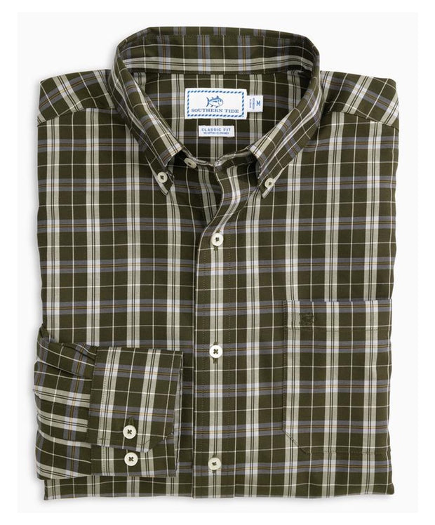 Southern Tide - Tailshaft Plaid Sportshirt