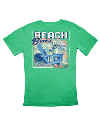 Southern Fried Cotton - Beach Bums 2 Tee