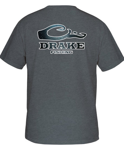Drake - Fishing Logo Tee