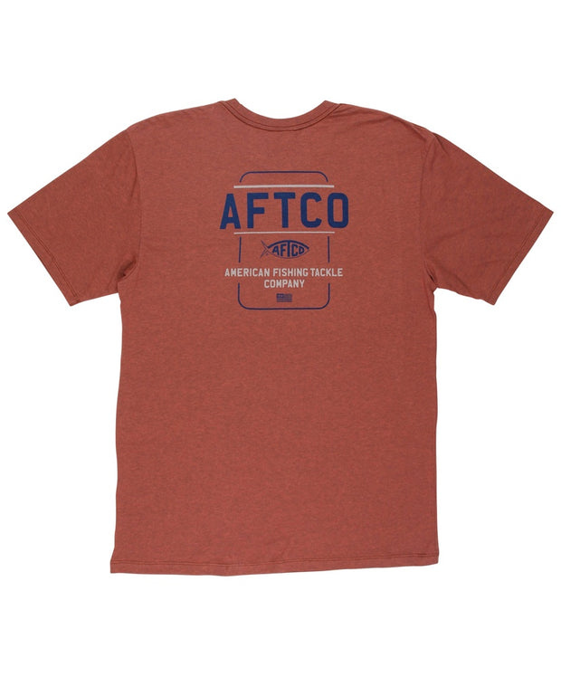 Aftco - Release Heather Tee