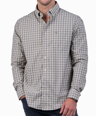 Southern Shirt Co - Chandler Check Long Sleeve Shirt
