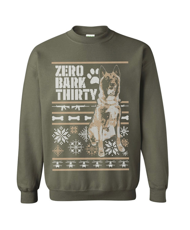 Old Row - Zero Bark Thirty Tacky Sweater