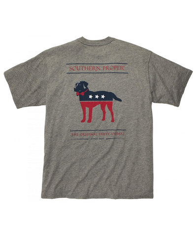 Southern Proper - Party Animal Tee
