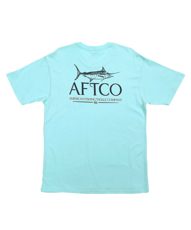 Aftco - Starlight Cotton Pocket Tee