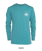 Southern Shirt Co - Girls Mosaic Mountain Long Sleeve Tee
