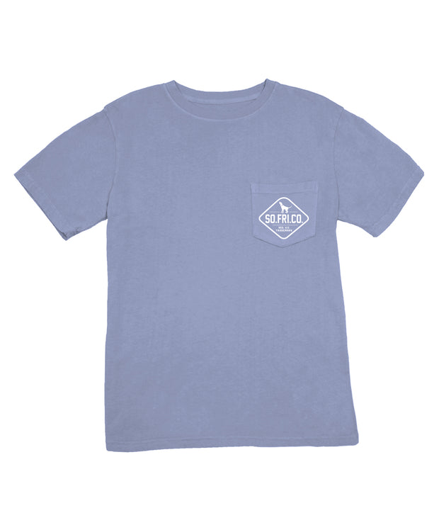 Southern Fried Cotton - Surf Pup Tee
