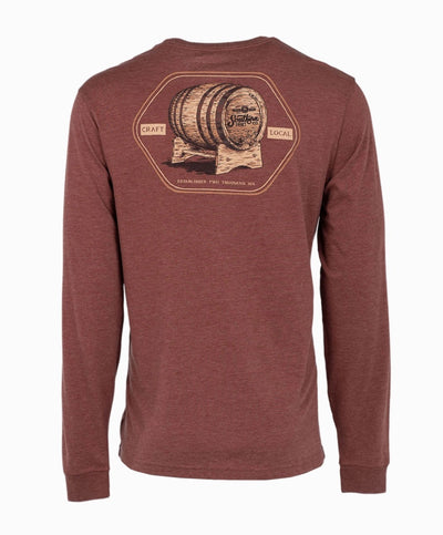 Southern Shirt Co - Private Reserve Long Sleeve Tee