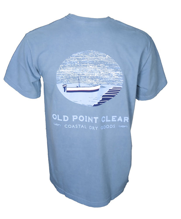 Old Point Clear - Tide Up Tee
