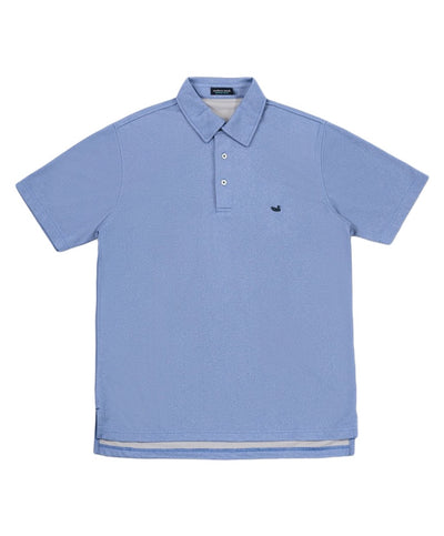 Southern Marsh - Eagle Heather Performance Polo