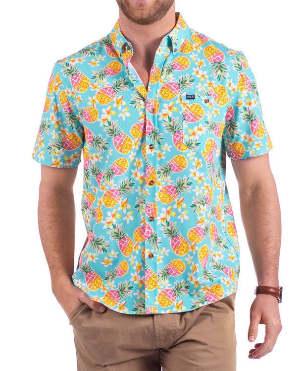 Southern Shirt Co - Pineapple Express S/S Shirt