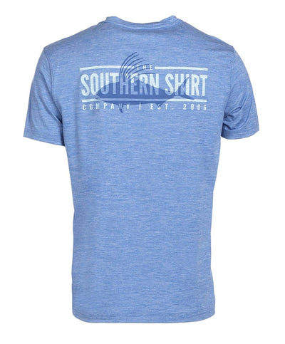Southern Shirt Co - Roosterfish Performance Tee