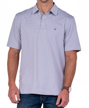 Southern Shirt Co - Madison Stripe Polo