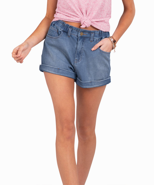 Southern Shirt Co - Not Your Mama's Denim Shorts