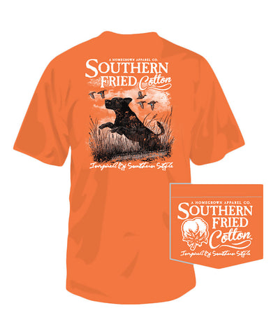 Southern Fried Cotton - Fetch It Up Tee